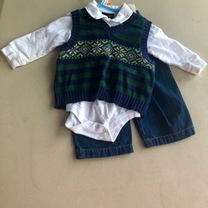 Baby Dress Outfit